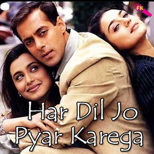 Har dil jo pyar karega part 11 of 11 salman khan & sharukh.